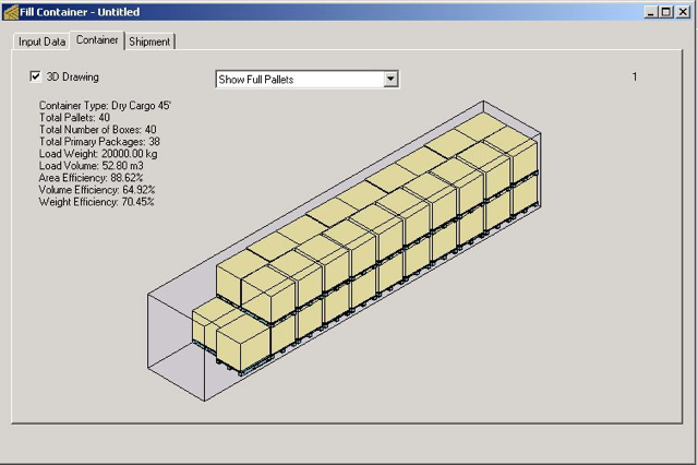 pallet load diagram 52