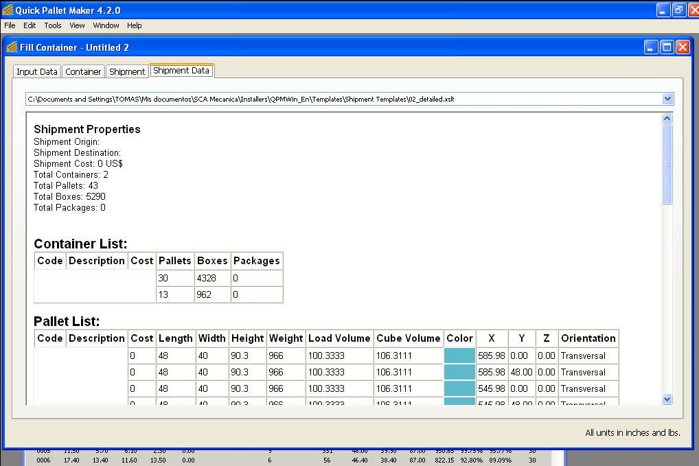 QPM screenshot